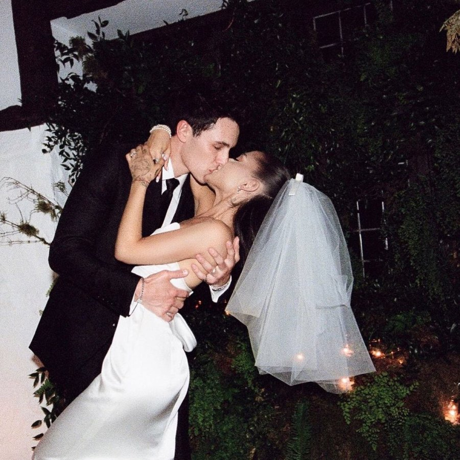 Ariana Grande Confirms Secret Wedding Dalton Gomez