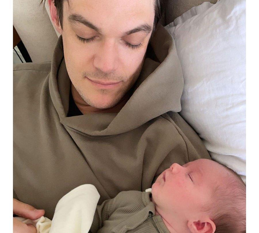 Ashley Tisdale Instagram 2 Ashley Tisdale and Christopher French Daughter Jupiter Baby Album