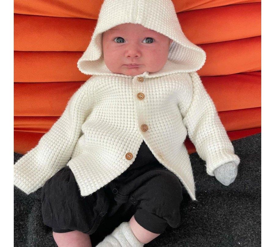 Ashley Tisdale Instagram 3 Ashley Tisdale and Christopher French Daughter Jupiter Baby Album