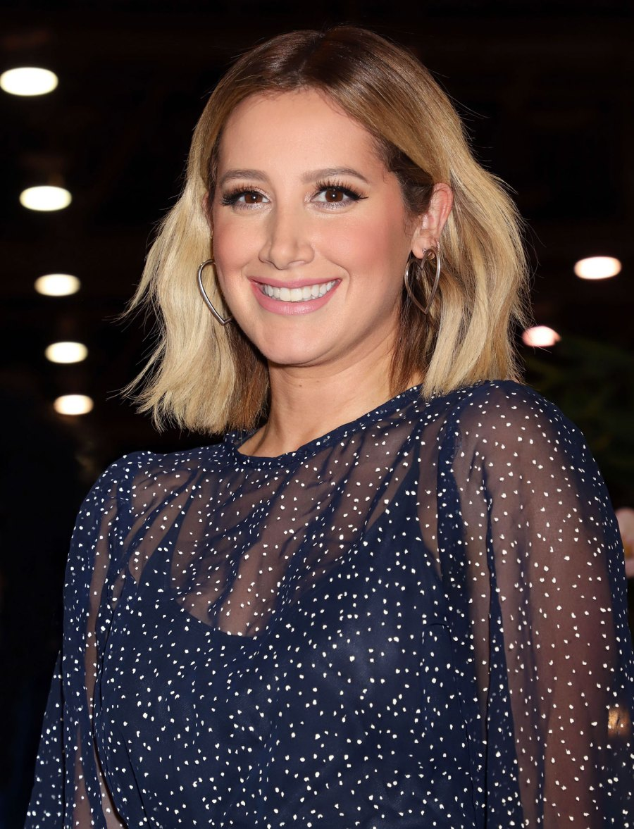 Ashley Tisdale Shows Daughter Jupiter's Face for 1st Time While Celebrating Mother's Day: Photos
