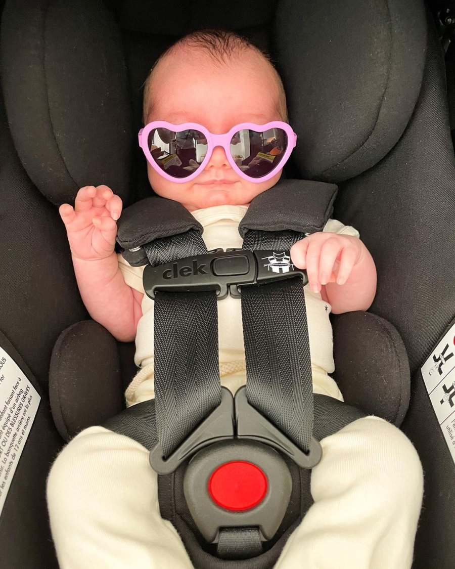 Ashley Tisdale and Christopher French's Daughter's Baby Album Best Accessory