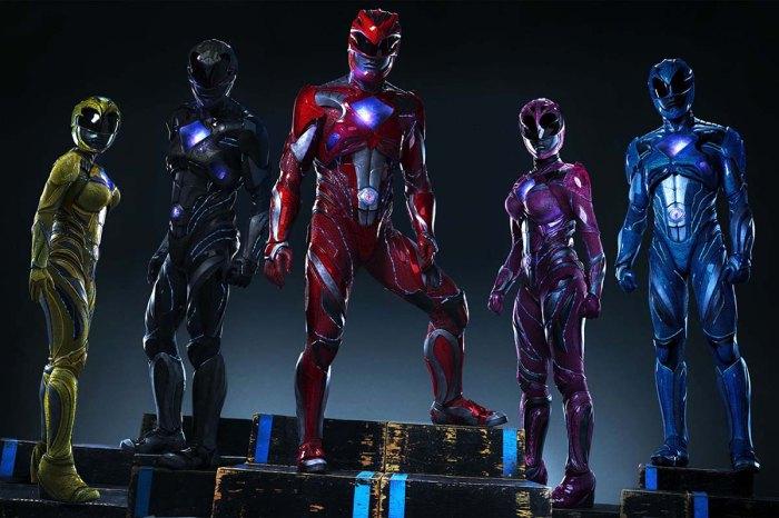 Becky G dice que fue muy honrada por interpretar al personaje LGBTQ de los Power Rangers