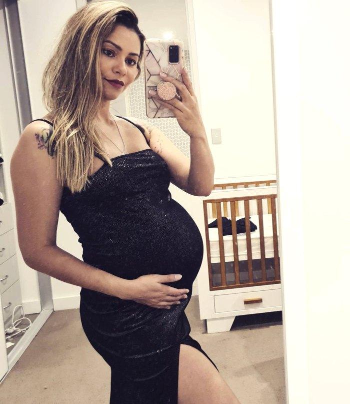 Dani Soares de Below Deck da a luz y da la bienvenida al primer hijo