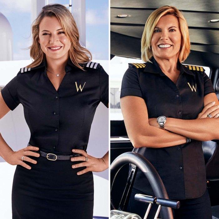 Below Decks Hannah Didnt Respond Captain Sandy Following Feud
