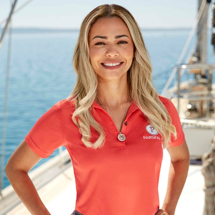 Below Decks Pregnant Dani Soares Says Her Drunk Days Yacht Are Over