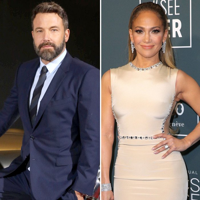 Ben Affleck Jennifer Lopez Dont Want Jinx Anything With Labels