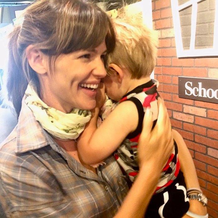 Ben Affleck elogia a Jennifer Garner en el Día de la Madre: 'Estoy muy feliz de compartir a estos niños contigo'