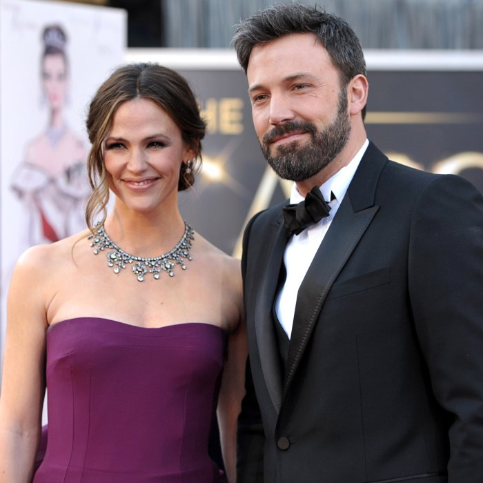 Ben Affleck Raves Over Jennifer Garner on Mother's Day: 'So Happy To Share These Kids With You'
