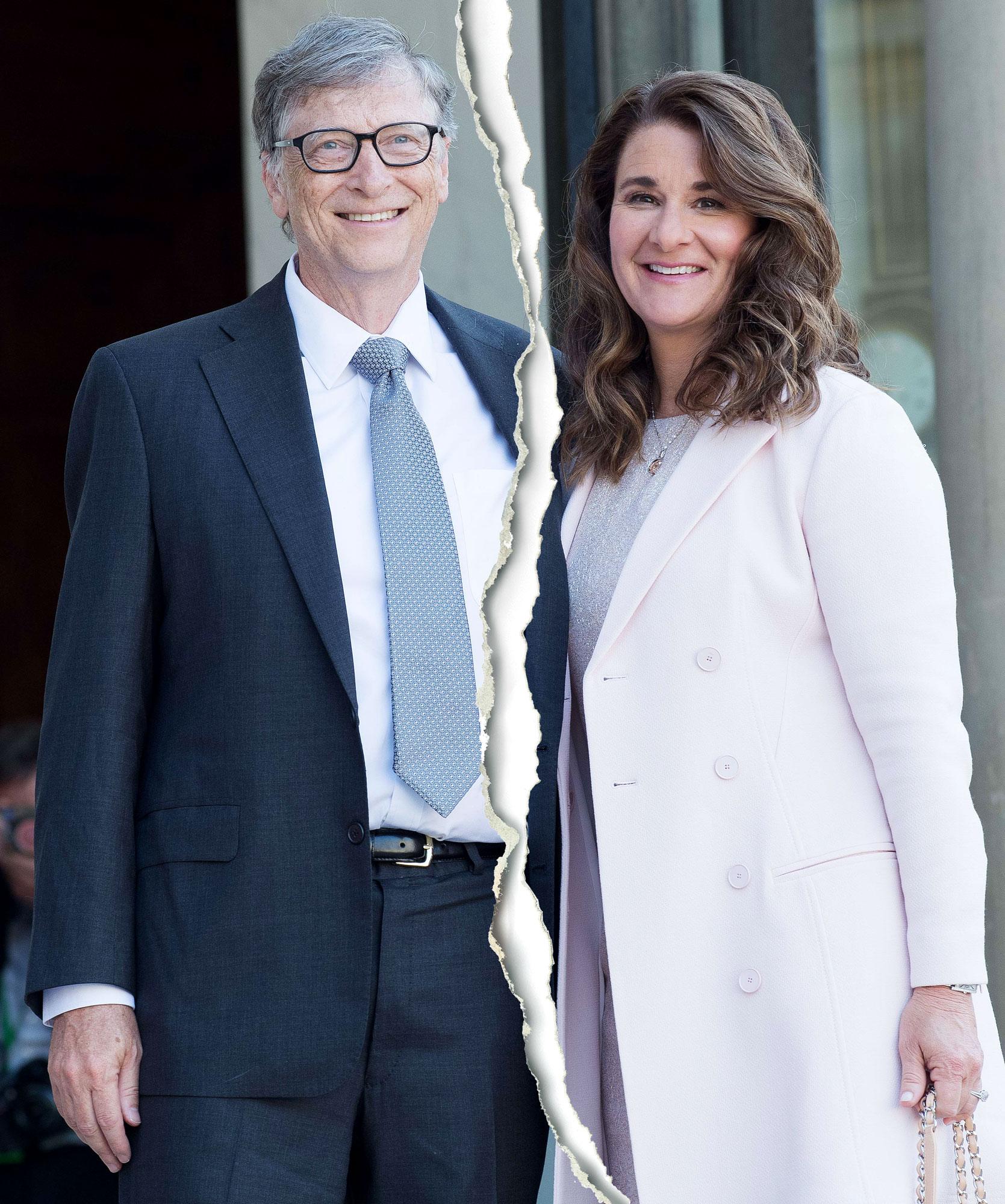 Bill Gates, Melinda Gates Split After 27 Years of Marriage