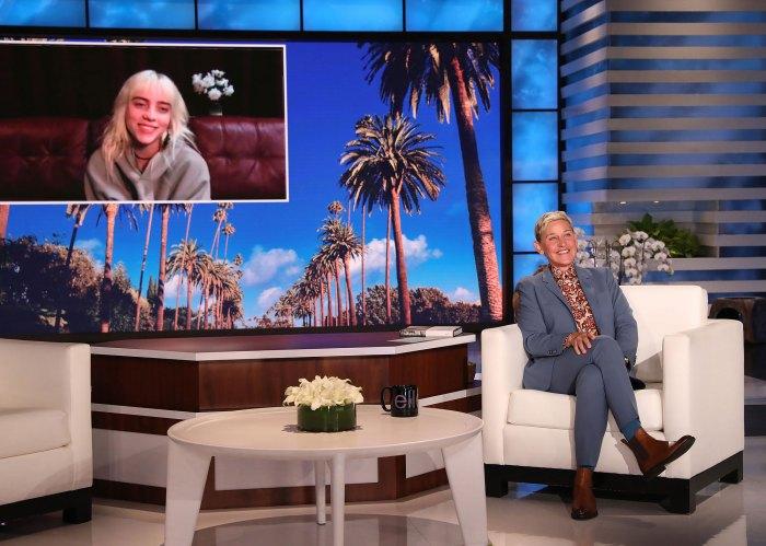 Billie Eilish Reveals the Inspiration Behind Her Blonde Hair Transformation