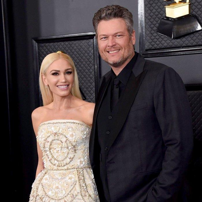 Blake Shelton Gwen Stefani Plan Perfect 1st Dance Song