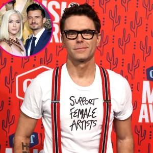 Bobby Bones Jealous Invitees Katy Perry Orlando Blooms Wedding