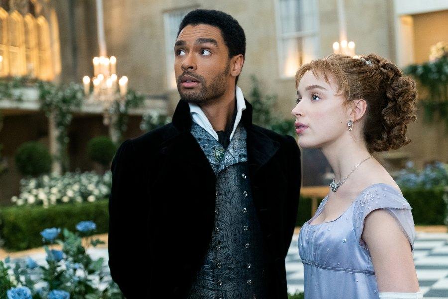 'Bridgerton' Cast React to Rege-Jean Page's Exit