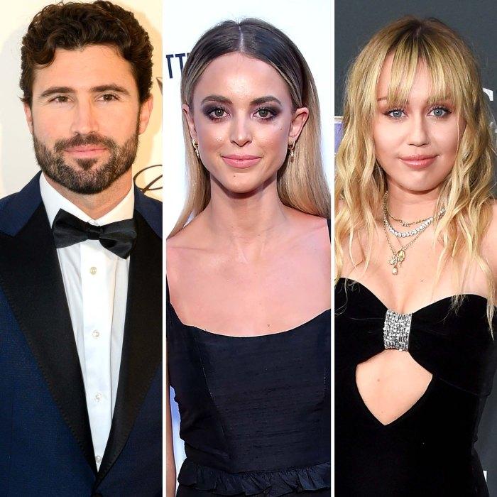 Brody Jenner admite que su ex Kaitlynn Carter saliendo con Miley Cyrus fue un shock