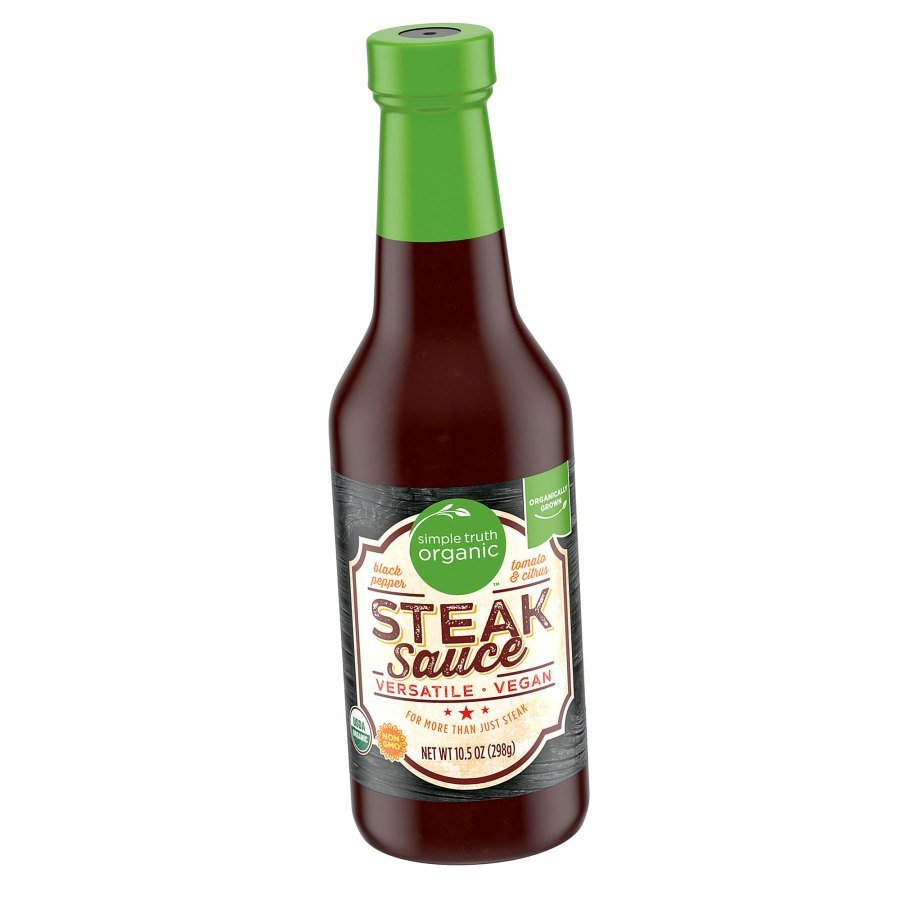 Simple Truth Organic Steak Sauce Buzzzz-o-Meter Alchemy 43 Halara More That Hollywood Is Buzzing About This Week