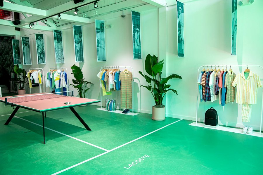 Lacoste Country Club Buzzzz-o-Meter Hollywood Is Buzzing About This Week