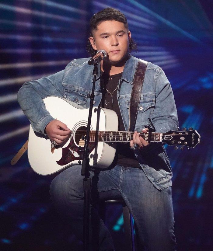 Caleb Kennedy cortado de American Idol después de las superficies de video cargadas por motivos raciales