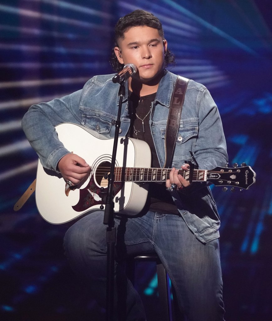 Caleb Kennedy Cut From American Idol After Racially Charged Video Surfaces