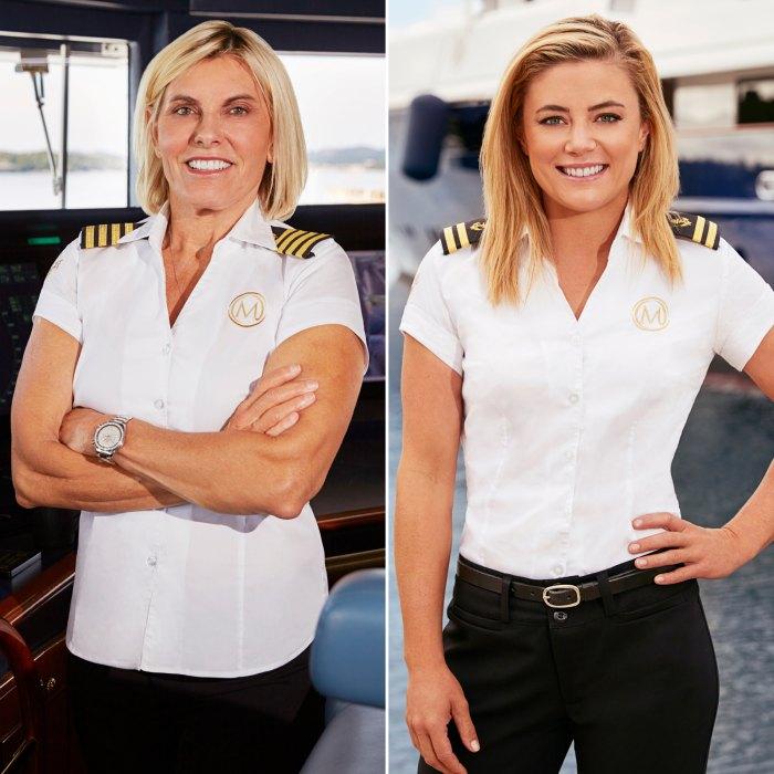 Captain Sandy Curses Out Bosun Malia in Explosive 'Below Deck Mediterranean' Season 6 Trailer