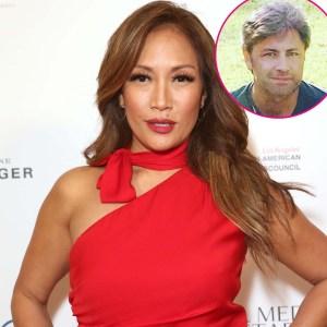 Carrie Ann Inaba Says She Sad Hopeful After Fabien Viteri Split