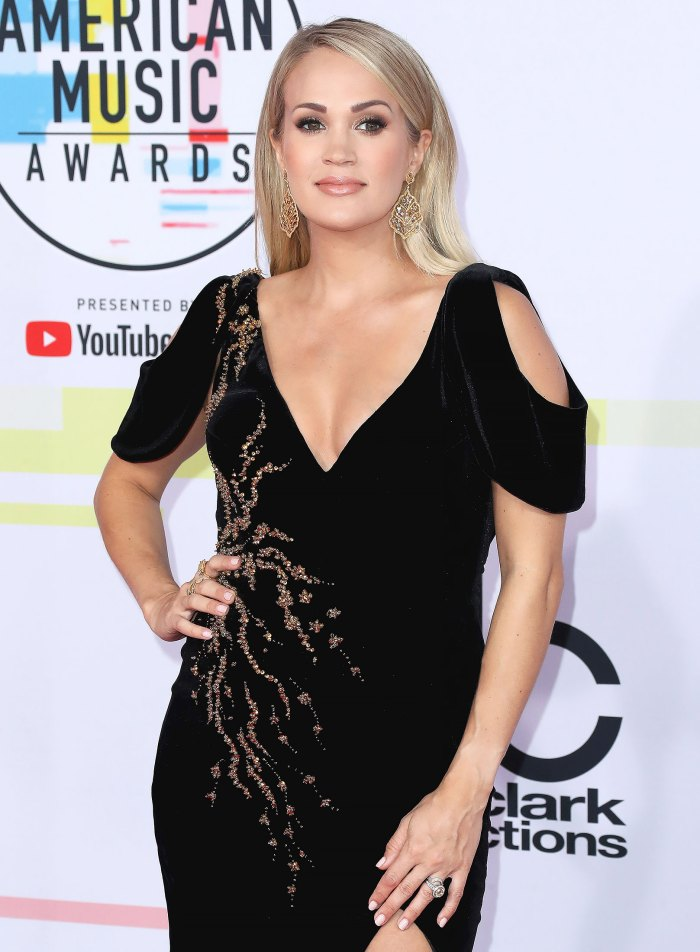 16 Years of Stardom! See Carrie Underwood's Red Carpet Style Evolution