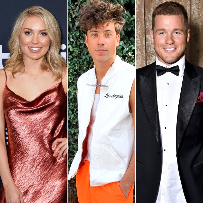 Cassie Randolph's New Beau Brighton Reinhardt Has 'Supported Her' Through Colton Underwood Drama