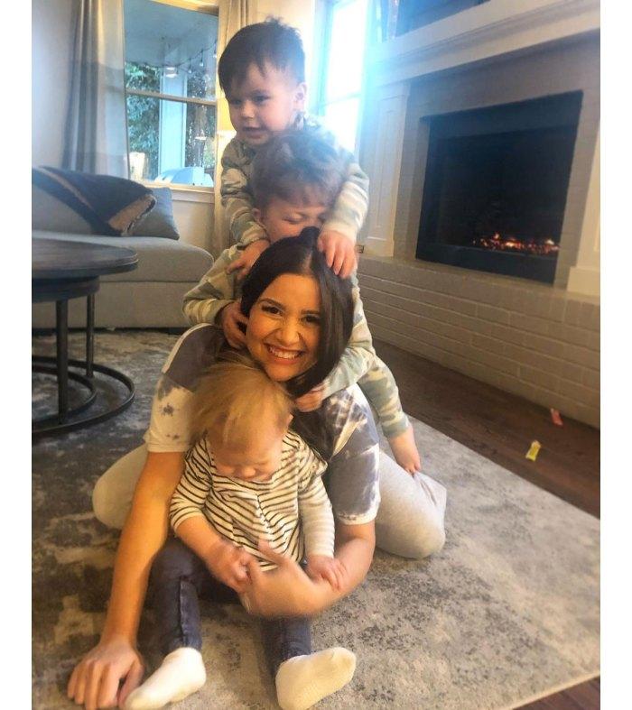 Catherine Giudici y Sean Lowe piensan que tener un cuarto bebé es egoísta