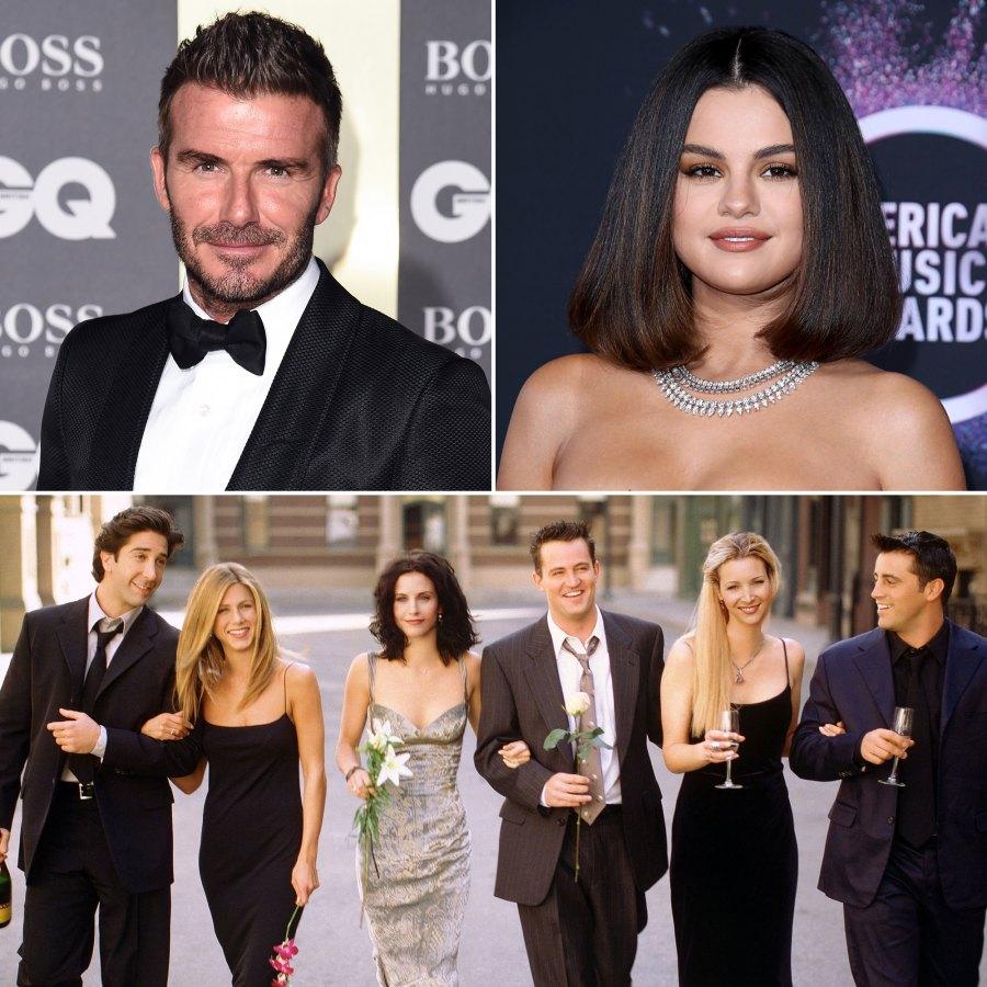Celebrities Who Love 'Friends'