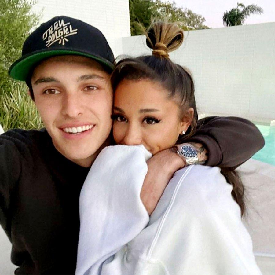 Celebrity Weddings 2021 Ariana Grande Dalton Gomez
