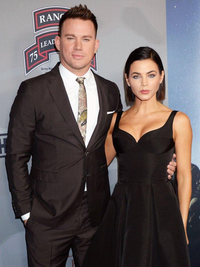 Channing Tatum y Jenna Dewan venden una casa de un millón de dólares 3 años después de su separación