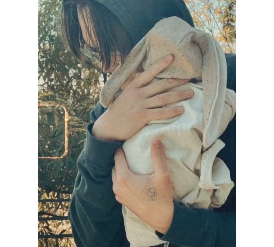 Christopher French Instagram 1 Ashley Tisdale and Christopher French Daughter Jupiter Baby Album