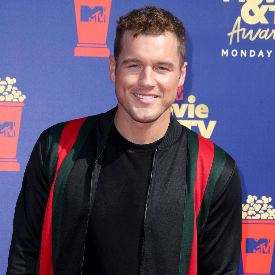 Experimenting with Men Colton Underwood Opens Up Tell All Interview
