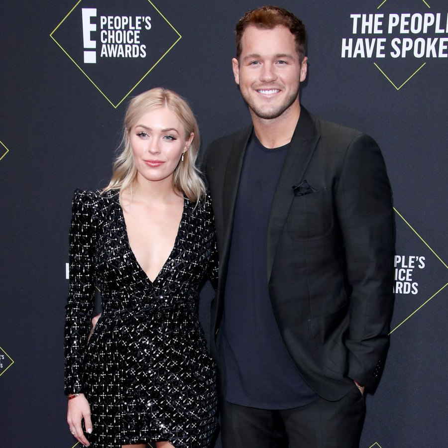 Colton Underwood Opens Up Tell All Interview Cassie Randolph