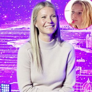 Confirmation That Gwyneth Paltrow Daughter Apple Martin Her Mini-Me