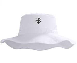 Coolibar UPF 50+ Women's Brighton Chlorine Resistant Bucket Hat
