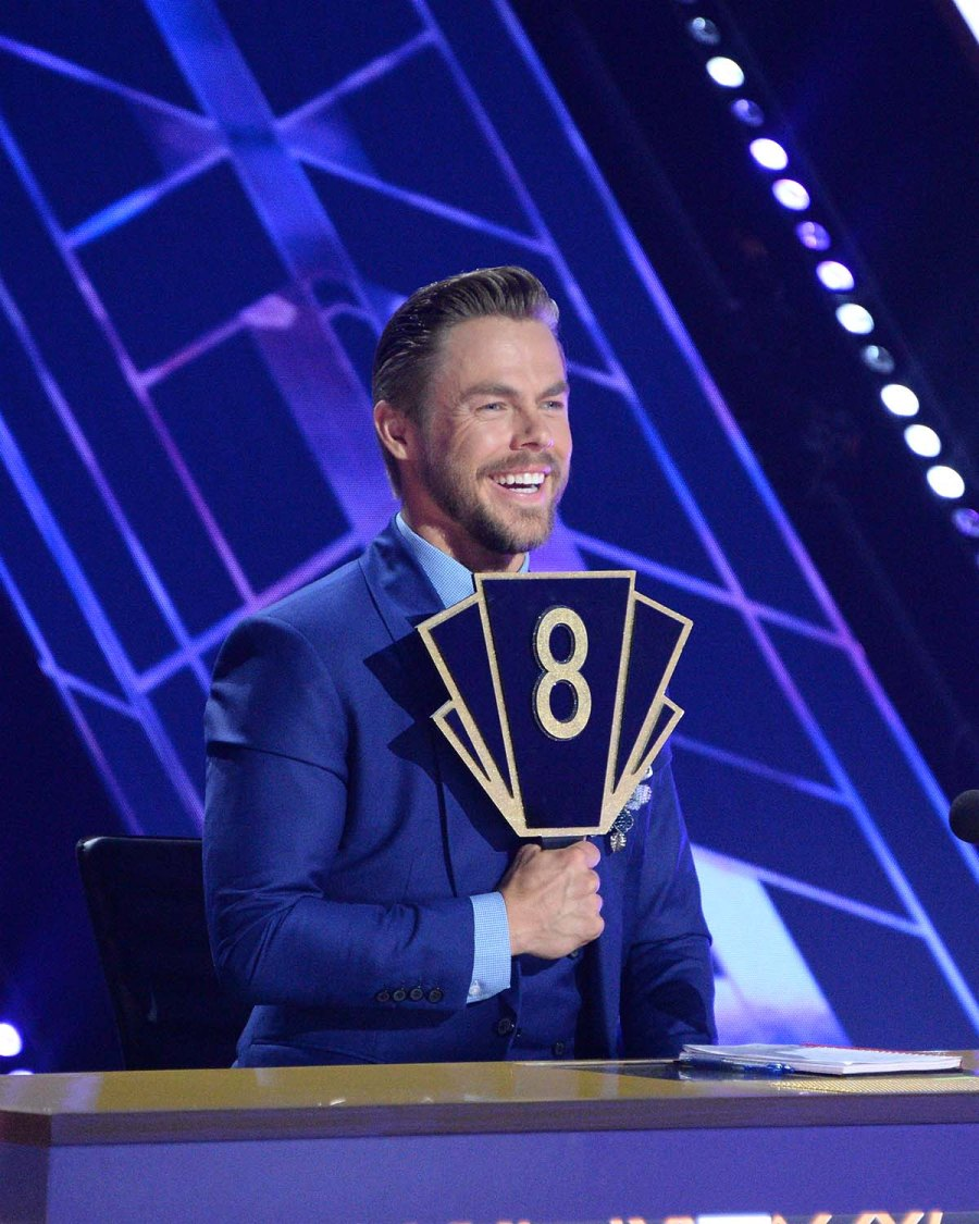 Derek Hough Witney Carson More Weigh In Tyra Banks DWTS Hosting