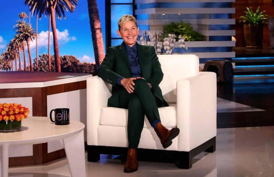 Ellen DeGeneres Replacement Ellen Show