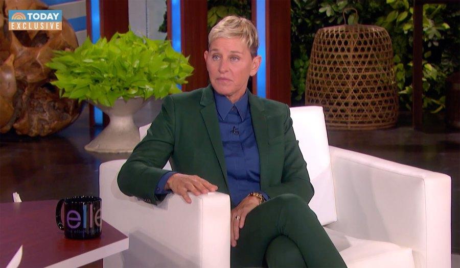 Ellen DeGeneres Today Show Toxic Workplace Allegations
