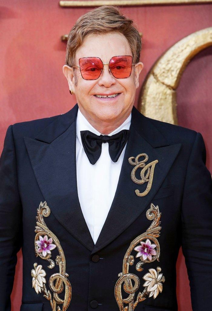 Elton John 'se siente genial' a los 74 años después de sufrir siempre problemas corporales