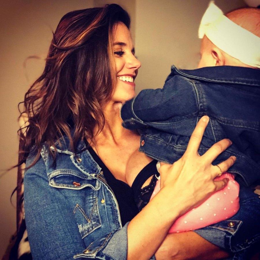 Evan Felker and Staci Felker's Sweetest Family Photos Twinning