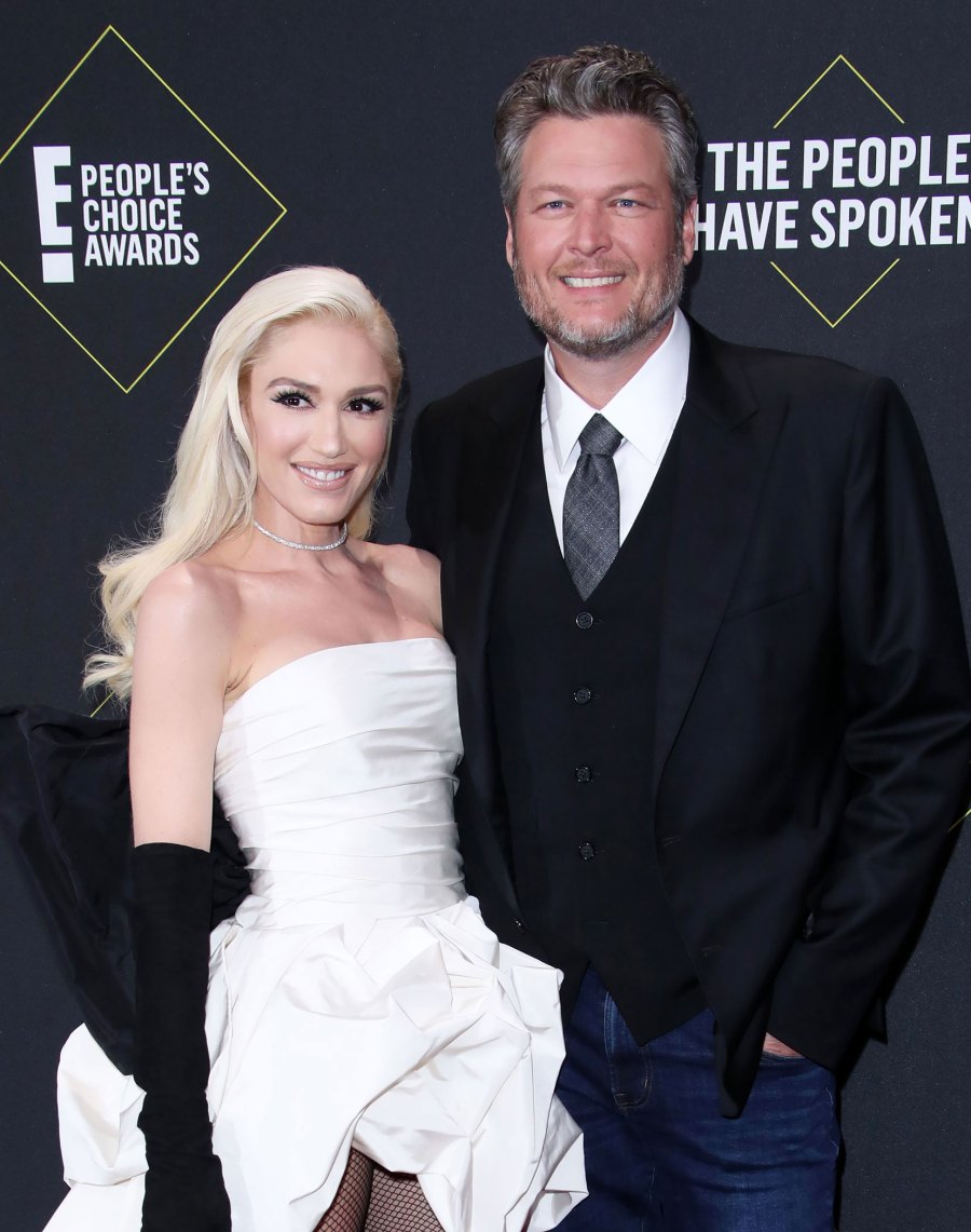 Here Comes The Bride! Everything Blake and Gwen Said About Their Wedding
