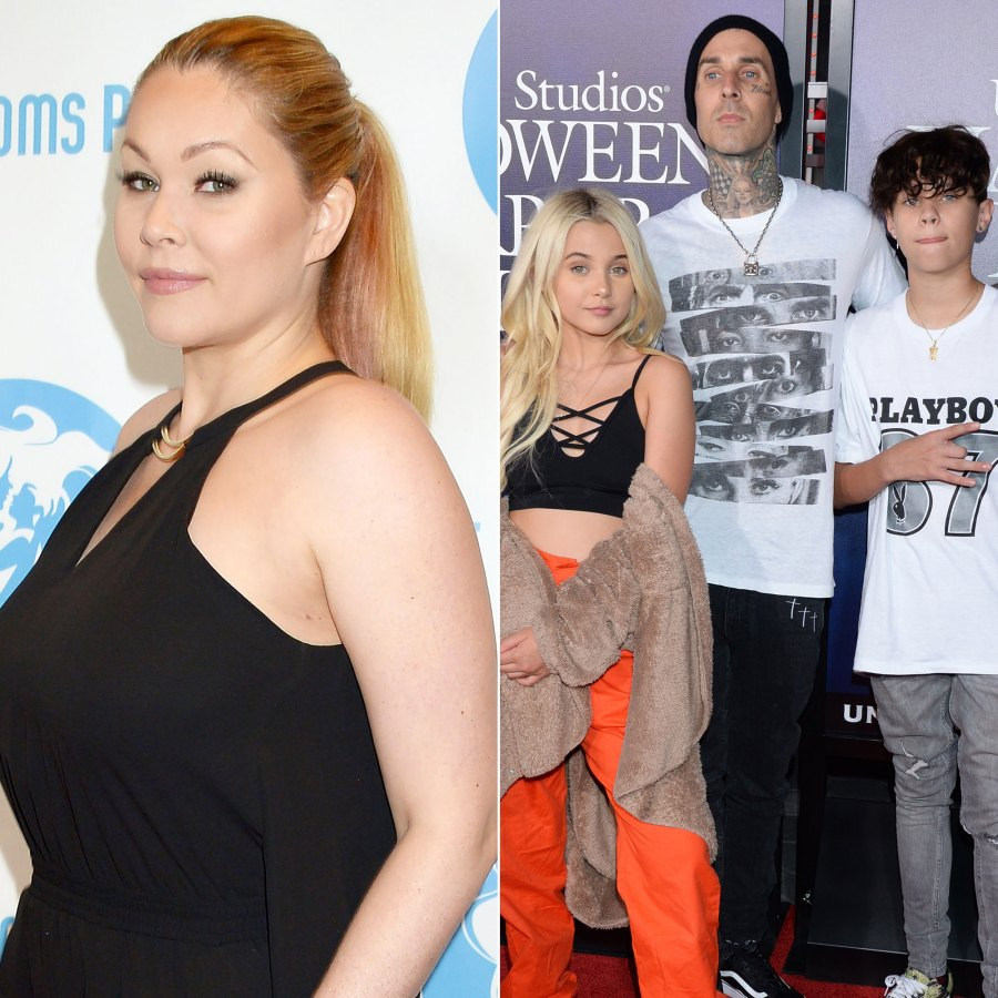 Everything to Know About Shanna Moakler's Drama With Her and Travis Barker's Son Landon, Daughter Alabama