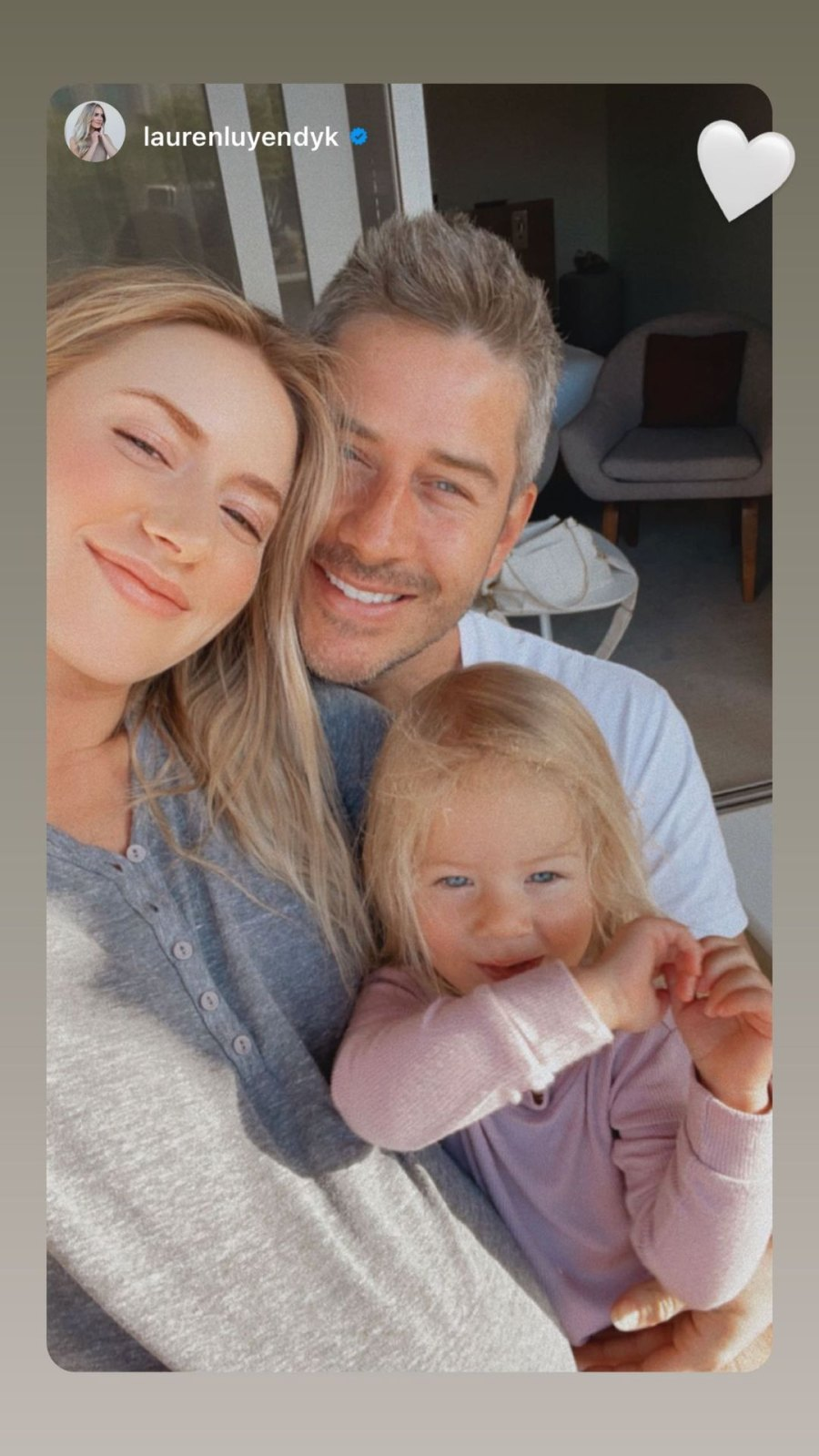 Family Photo! See Pregnant Lauren Burnham's Baby Bump Album