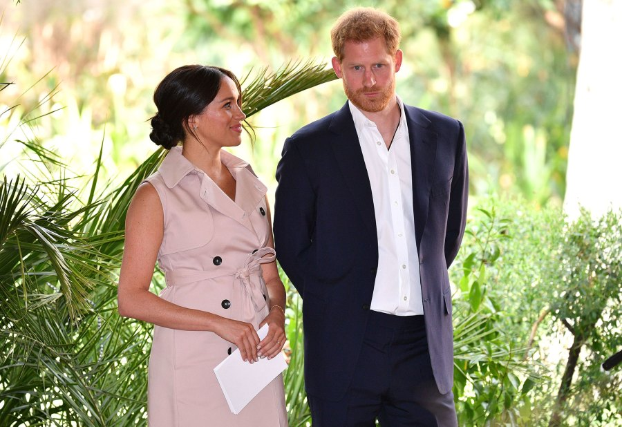 Feature Prince Harry Compares Royal Life To Truman Show Meghan Markle Dates and More