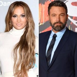 Getting Romantic J Lo Has Feelings Ben Affleck Amid Reunion
