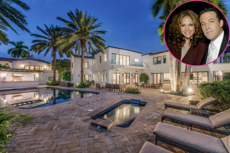 Go Inside Jennifer Lopez and Ben Affleck's Lavish Waterfront Miami Vacation Pad Amid Their Romantic Getaway