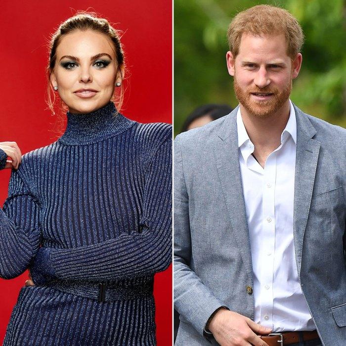 Hannah Brown revela por qué la serie del príncipe Harry sobre salud mental la hizo 'emocional'