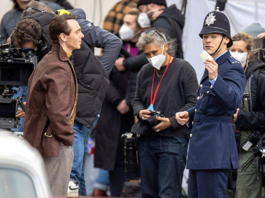 Harry Styles My Policeman Set
