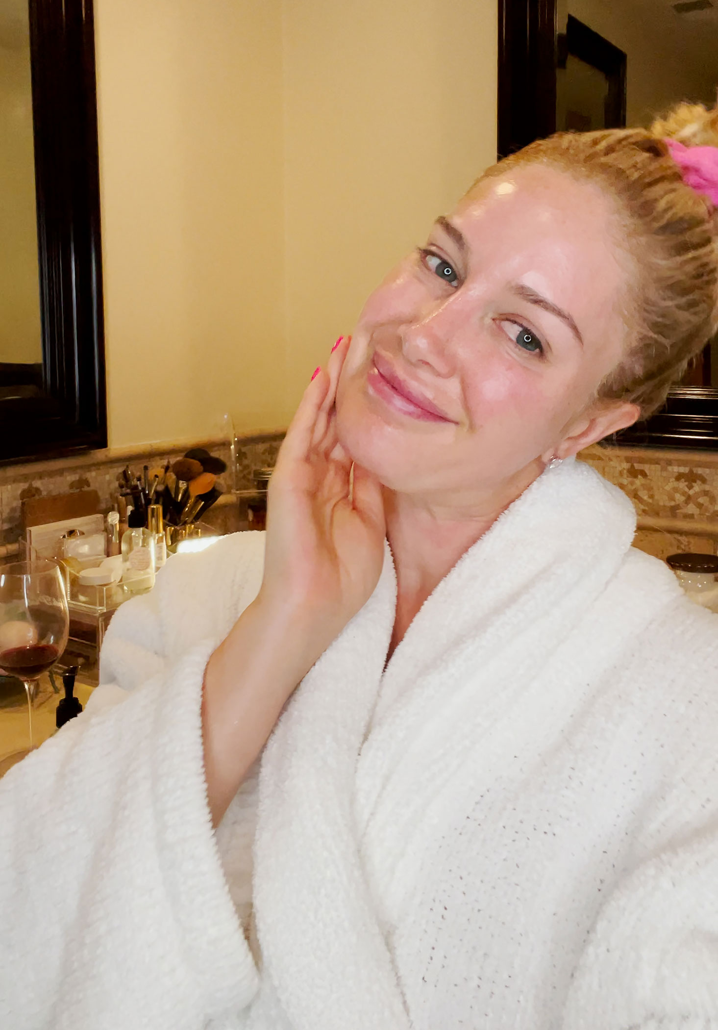 Frankincense, Horsetail and More Ancient Beauty Remedies Heidi Montag Swears By