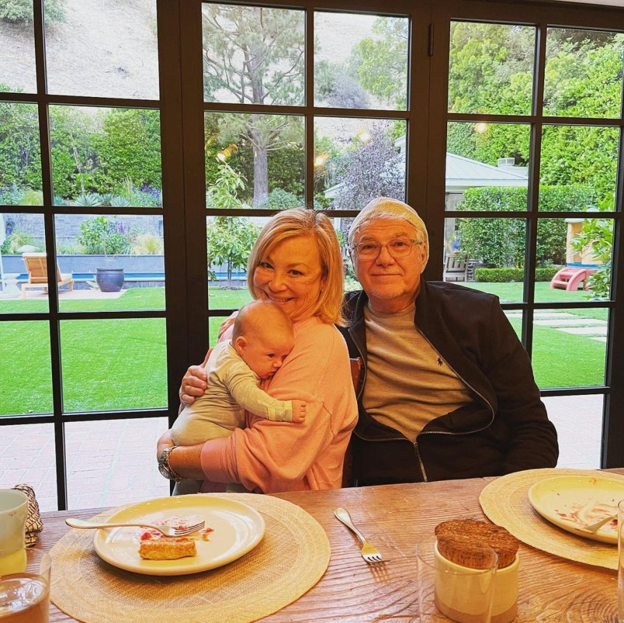 Hilary Duff and Matthew Koma's Daughter Mae's Baby Album Grandmas Girl